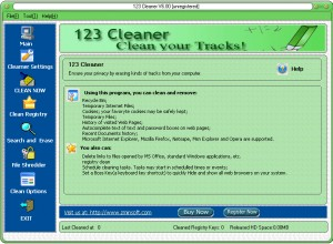 123 cleaner