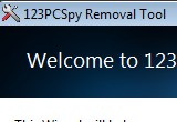 123PCSpy Removal Tool