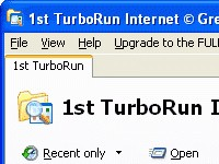 1st TurboRun Internet