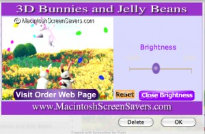 3D Bunnies and Jelly Beans