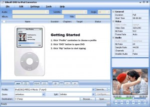 4Media DVD to iPod Suite