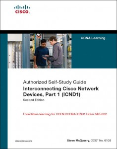 640-822 Interconnecting Cisco Networking Devices Part 1