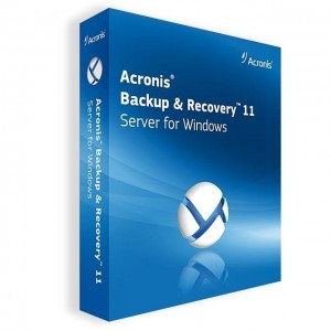 Acronis Backup & Recovery 11 Universal Restore for Advanced Workstations