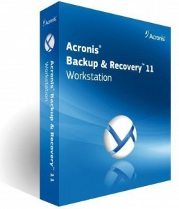 Acronis Backup & Recovery 11 Universal Restore for Workstations