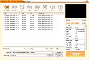 Active DVD to PSP Ripper