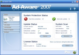 Ad-Aware Definitions File