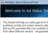 Ad Status Service Removal Tool