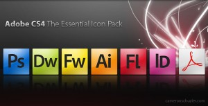Adobe CS4 Icon Pack