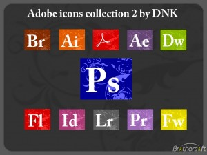 Adobe icons collection 2