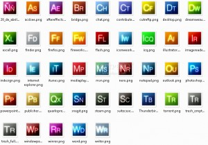 adobe style icons PACK