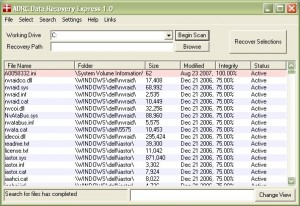 ADRC Data Recovery Express