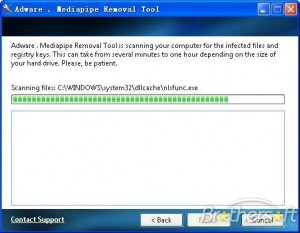 Adware . Mediapipe Removal Tool
