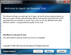 Agent .ab Removal Tool