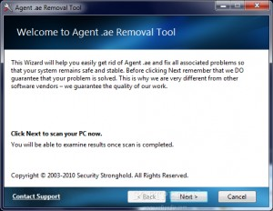 Agent .ae Removal Tool