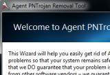 Agent PNTrojan Removal Tool