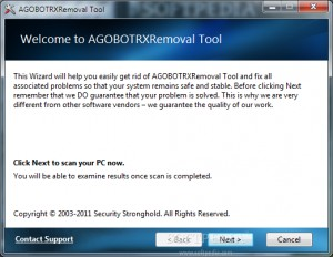 AGOBOTRXRemoval Tool