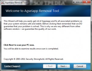 Agseiapp Removal Tool