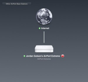 AirPort Base Station and Time Capsule Firmware Update