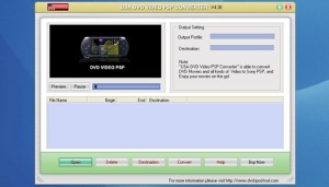 Alice DVD to Sony PSP Converter