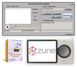 All Video to Zune Converter