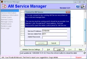 AM Service Manager