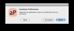 Annotate Preferences