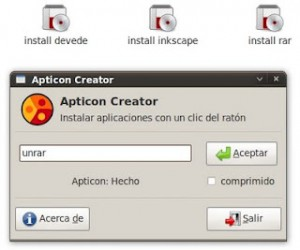 Apticon Creator
