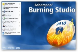 Ashampoo Burning Studio 2010 Advanced FREE