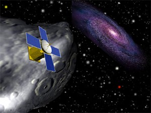 Asteroid Flyby 3D Screensaver