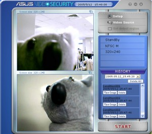 ASUS VideoSecurity Online