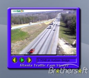 Atlanta Traffic Cam Viewer