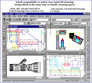 AutoCAD DWG to DXF
