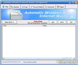 Automatic Windows and Internet Washer