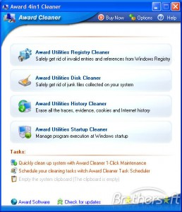 Award 4in1 Cleaner