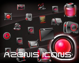 Azenis Red