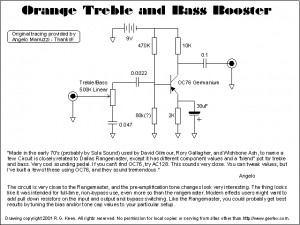 Bass Treble Booster
