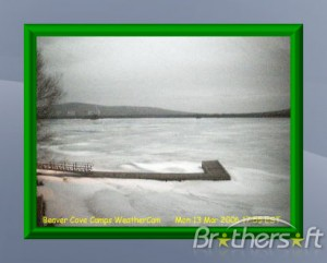 Beaver Cove Camps WeatherCam