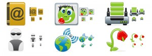 Beta communications Stock Icons