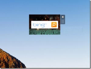 Bing Image Of Day Gadget