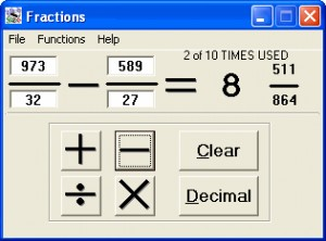 Breaktru Fractions N Decimals