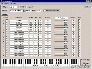 CD Sequencer