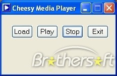 Cheesy Media Player
