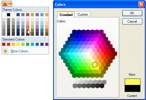 Color Picker Control