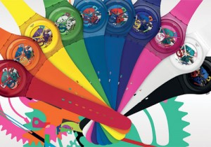 Color Swatches Gadget