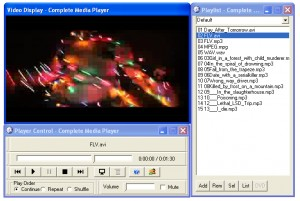 Complete Media Player