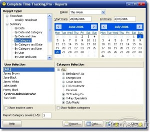 Complete Time Tracking Professional