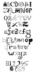 Conglomerfont