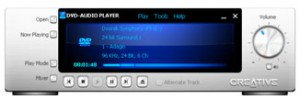 Creative MediaSource DVD-Audio Player