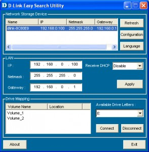 D-Link Easy Search Utility