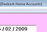 Deebash Home Accounts